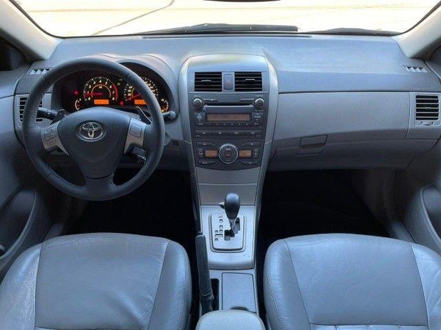 Toyota Corolla xei 2.0 flex Automatico  - Foto 9