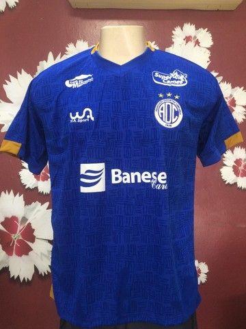 Promoção Camisa Time Confiança Exclusiva 2021