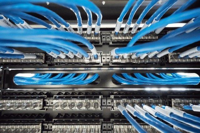 Rede cabeamento estruturado - telefonia - Foto 5