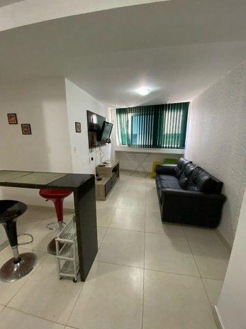Apartamento todo mobiliado (beira mar do cabo branco ) - Foto 2