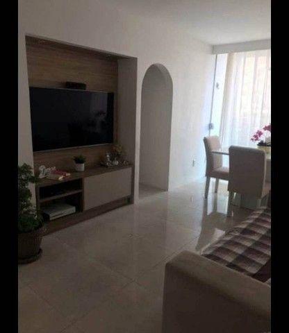Apartamento para venda possui 82 metros quadrados com 3 quartos em Saúde - Salvador - BA