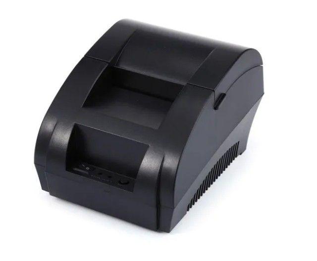 Impressora térmica não fiscal USB 58mm