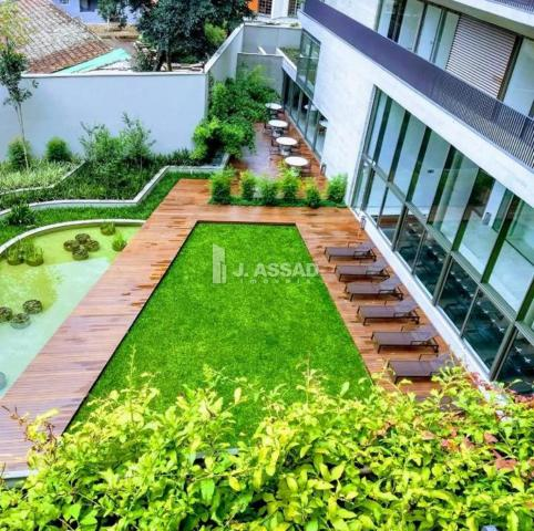 Apartamento à venda com 4 dormitórios em Cabral, Curitiba cod:AP0100 - Foto 19