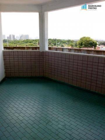 Cobertura com 3 dormitórios para alugar, 180 m² por R$ 709,00/mês - Dionisio Torres - Fort - Foto 4