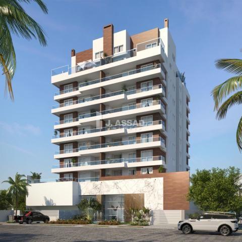 Apartamento à venda com 3 dormitórios em Centro, Guaratuba cod:GD0031 - Foto 4