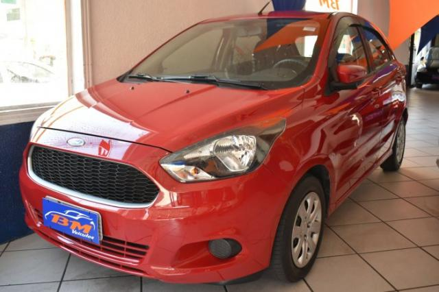 Ford ka 2015 1.0 se 12v flex 4p manual