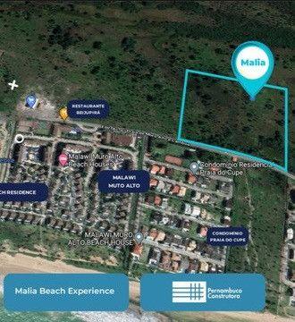 Malia Beach em Muro Alto! Mais um sucesso de vendas da Pernambuco Construtora - Foto 2