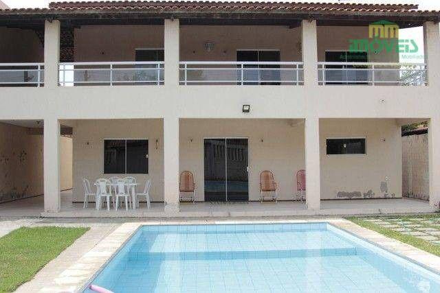 Casa duplex com 6 dormitórios à venda, 450 m² por R$ 430.000 - Praia do Presídio - Aquiraz
