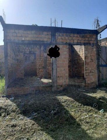 Casa em construção