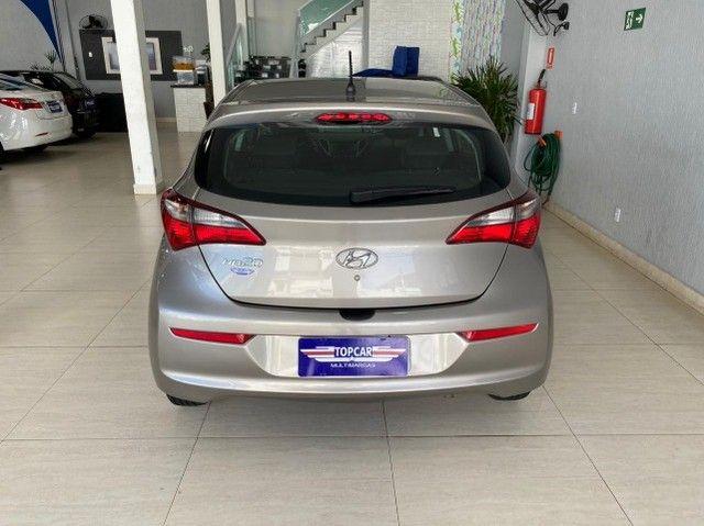 Hyundai Hb20 Unique 1.0 Prata 2019 - Foto 4