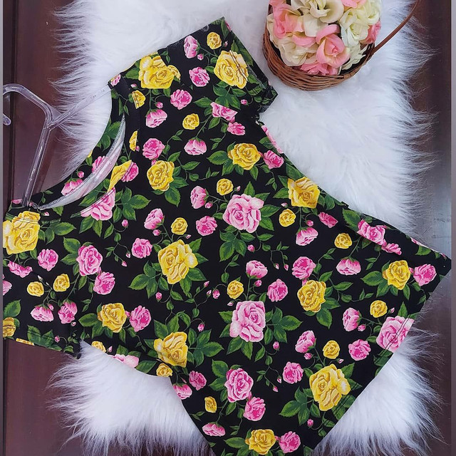 Blusa floral - Foto 3