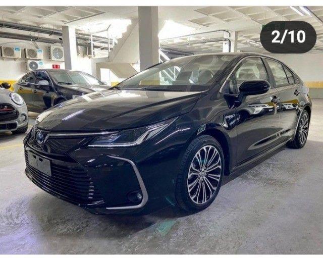 Corolla Altis Hybrid 1.8 2022 Zero Flex