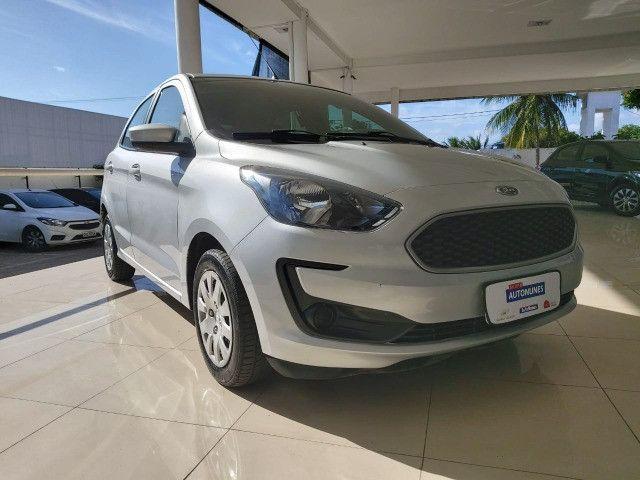 Ford Ka 1.0 Se Manual Flex 2019! - Foto 2