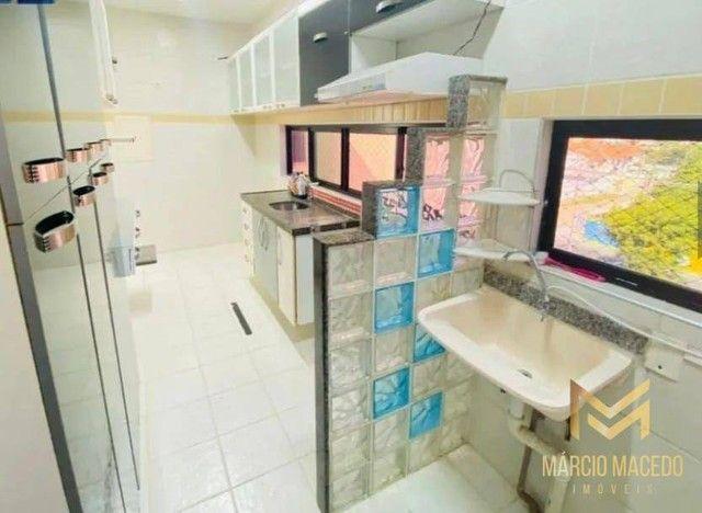 Aptº com 3 suítes à venda, 95 m² por R$ 345.000 - Sapiranga - Fortaleza/CE - Foto 5