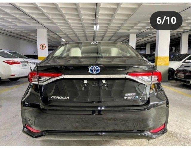 Corolla Altis Hybrid 1.8 2022 Zero Flex - Foto 6