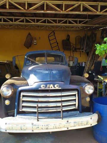 GMC 1951 relíquia