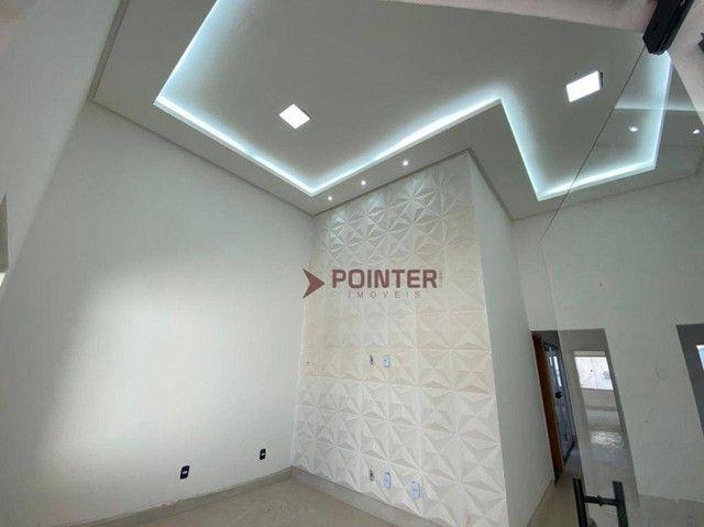 Casa com 3 dormitórios à venda, 146 m² por R$ 550.000,00 - Jardim Presidente - Goiânia/GO - Foto 8