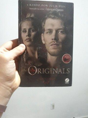 Livro the originals - Foto 6