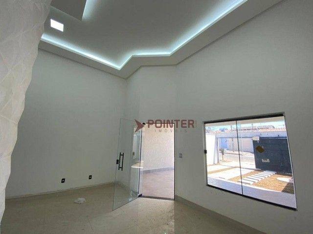 Casa com 3 dormitórios à venda, 146 m² por R$ 550.000,00 - Jardim Presidente - Goiânia/GO - Foto 6