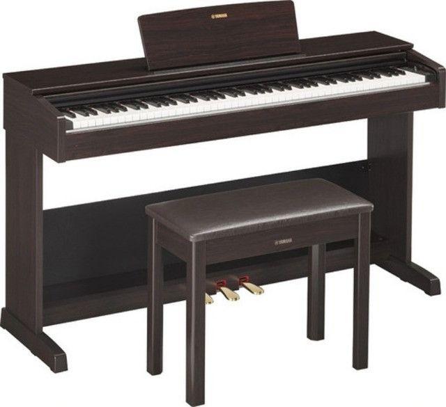 Piano Digital Yamaha YDP 103R (Mixer Instrumentos Musicais) - Foto 3