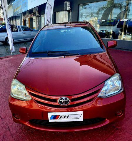 Toyota Etios Hatch Xs 1.3 Flex 2013 - Foto 7