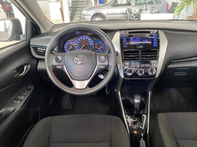 Toyota Yaris Sedan XL Automático 2019 (Super Novo!!) - Foto 10