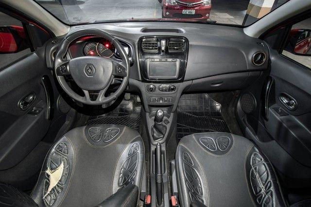 Renault Sandero Stepway 1.6 8V (Flex) - Foto 14