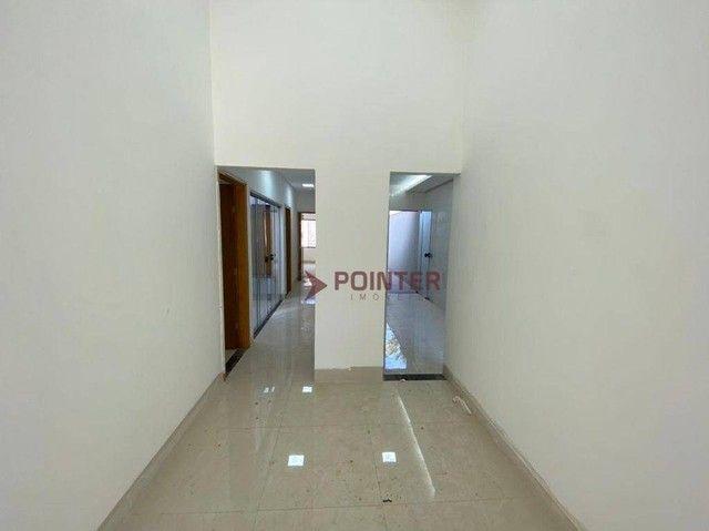 Casa com 3 dormitórios à venda, 146 m² por R$ 550.000,00 - Jardim Presidente - Goiânia/GO - Foto 12