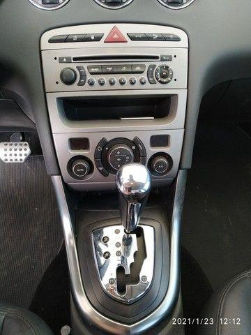 PEUGEOT 408 FELINE automático ano 2012 - Foto 7