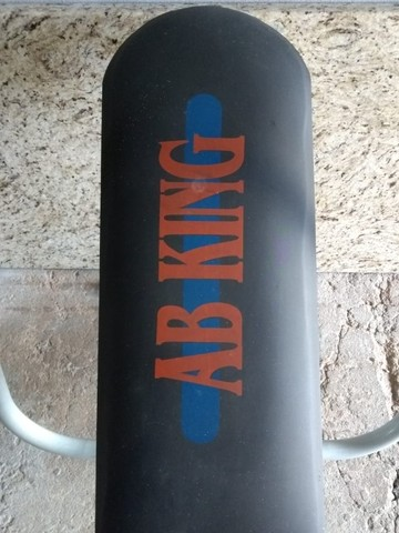 AB King - Aparelho para Abdominal - Foto 3