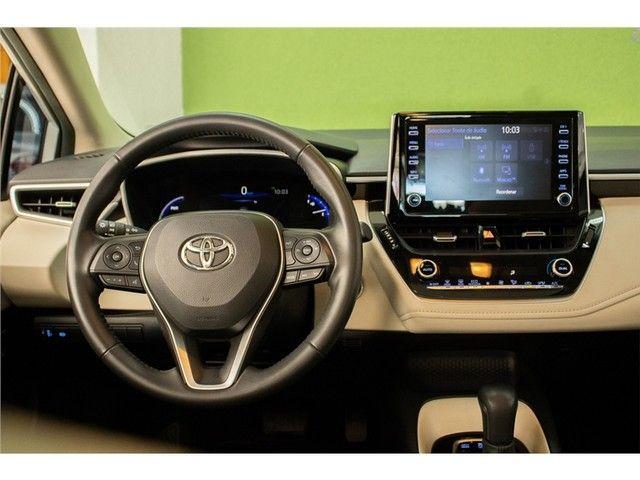 Toyota Corolla 2020 1.8 altis hybrid premium cvt - Foto 16