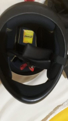 Vendo este capacete femino - Foto 2