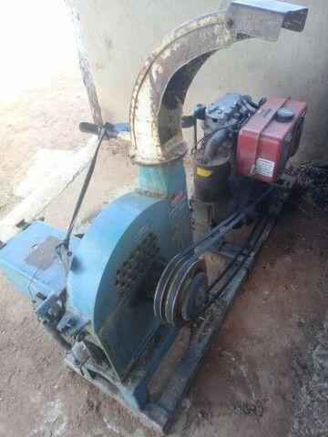 Ensilhadeira com motor Agrale M80 À Venda! - Foto 2