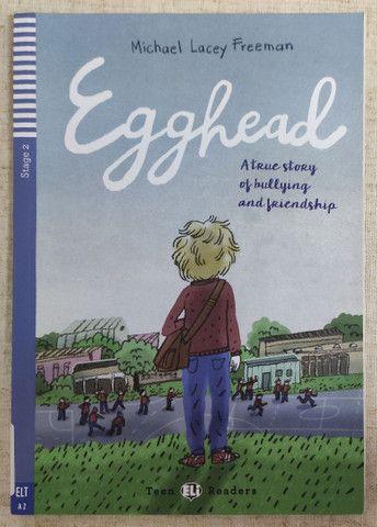Livro Egghead - Stage 2