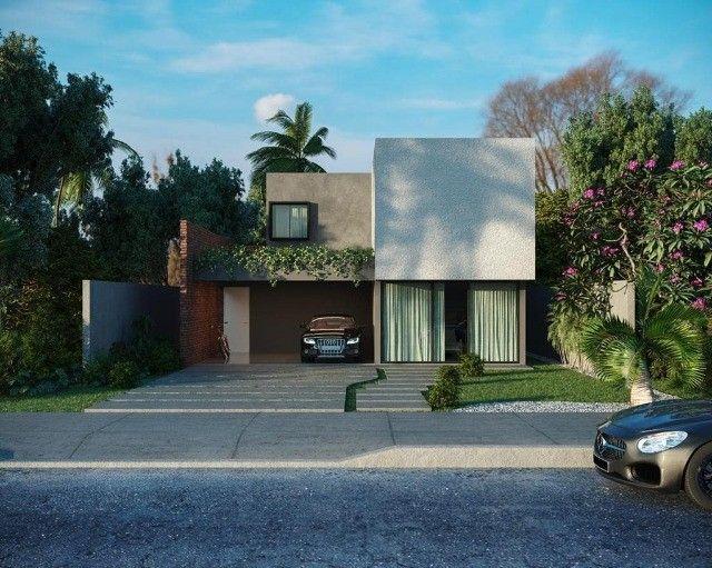 Lenildo Vende Excelente Casa 4 suites Lot. Porto Manguaba 464 mil e 140m2 Linda - Foto 3