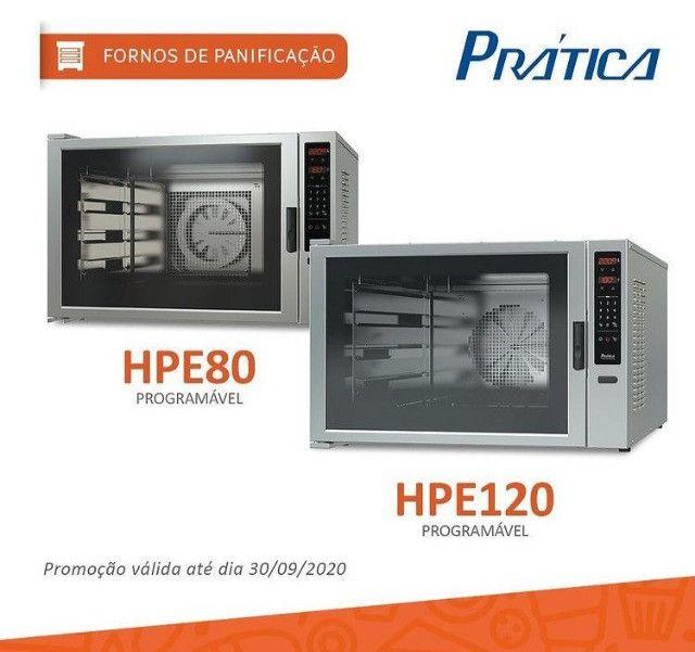 Forno de Convecção HPE80 Programável *Ricardo