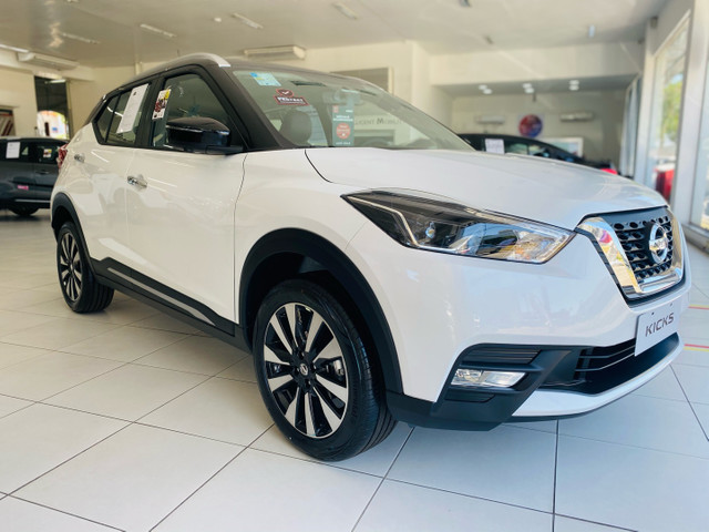 Nissan Kicks SL P.TECH 2021 0km - Foto 2