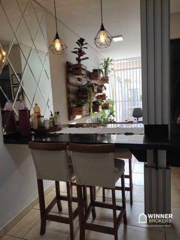 Casa com 2 dormitórios à venda, 99 m² por R$ 380.000,00 - Jardim Tupinambá - Maringá/PR - Foto 17