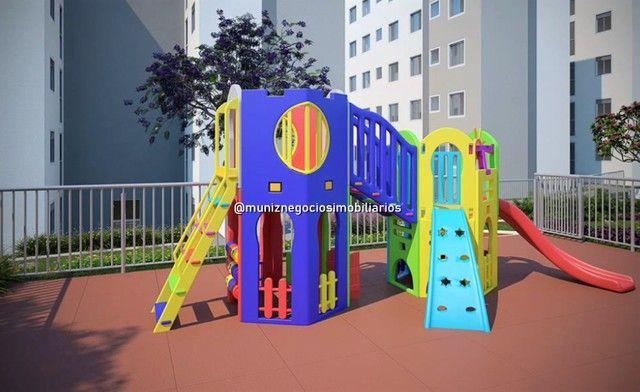 DM Lindo Condomínio Clube em Olinda, Fragoso, Apartamento 2 Quartos! - Foto 4