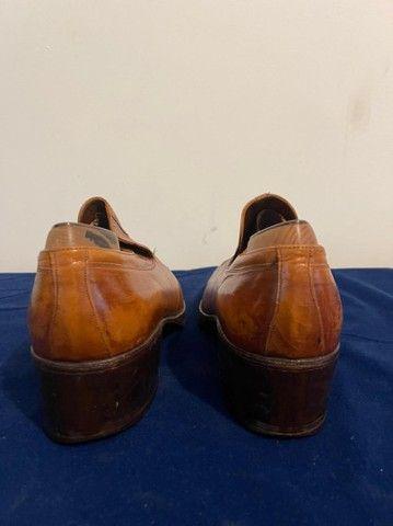 Sapato Florshine, USA, designer collection anos 70, - Foto 2