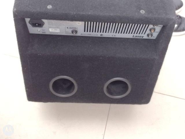 Amplificador para contra baixo Laney RB5 Richter 120 watts - Foto 3