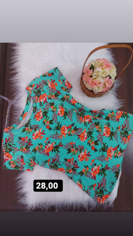 Blusa floral - Foto 4