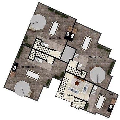 Apartamento à venda com 2 dormitórios em Caiçara, Belo horizonte cod:6237 - Foto 15