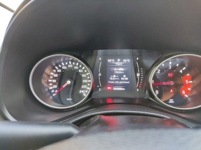 Fiat Toro Freedom Diesel 4x4 !! Baixo km!! Garantia de Fabrica !! - Foto 8