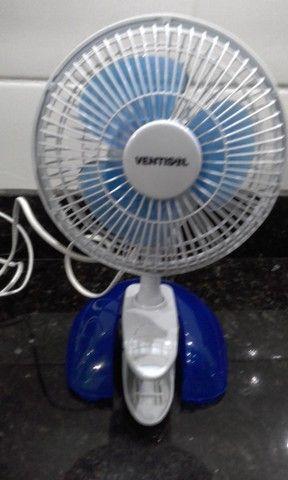 Ventilador Mini de mesa Ventisol.