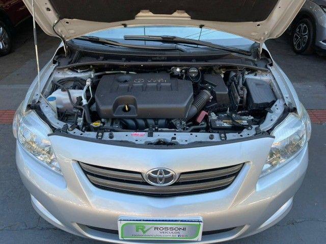 Toyota Corolla xei 2.0 flex Automatico  - Foto 19