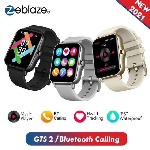 Smartwatch Zeblaze GTS 2 (music player)  - Foto 6