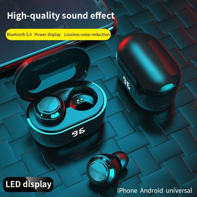 Fone Bluetooth A6 Entrega gratis, 3x sem Juros - Foto 3
