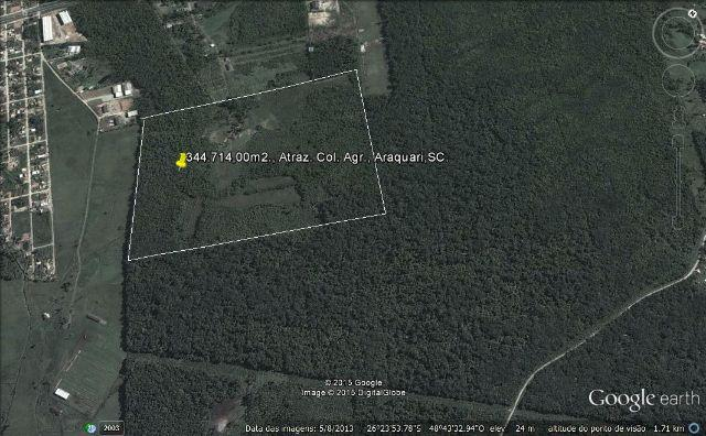 Área Industrial 344.714,00 m²