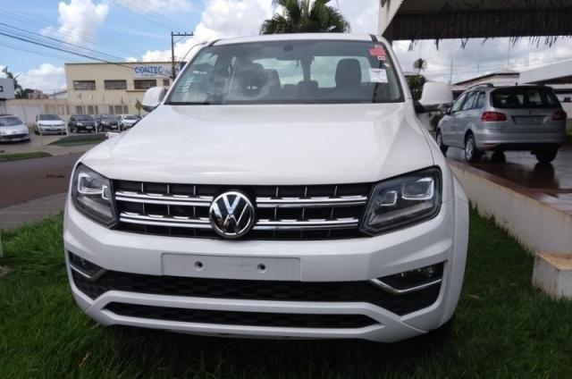 VOLKSWAGEN AMAROK 2.0 HIGHLINE 4X4 CD 16V TURBO INTERCOOLER DIESEL 4P AUTOMATI. - Foto 4